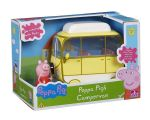 Peppa Pig CAMPERVAN - Push Along Vehicle